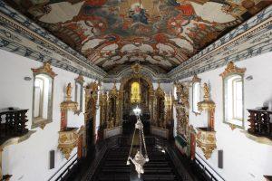 matriz de santo antonio, santa barbara - credito Marden Couto