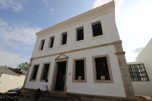 Museu Antoniano, em Santa Barbara - Foto: Marden Couto