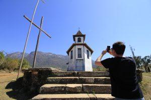 capela de santa quiteria, catas altas - credito Marden Couto