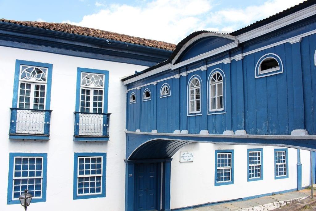 Passadiço da Glória, em Diamantina   Foto: MardenCouto / TurismodeMinas