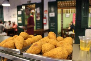 Coxinha do bar do Barroco | Foto: MardenCouto/TM