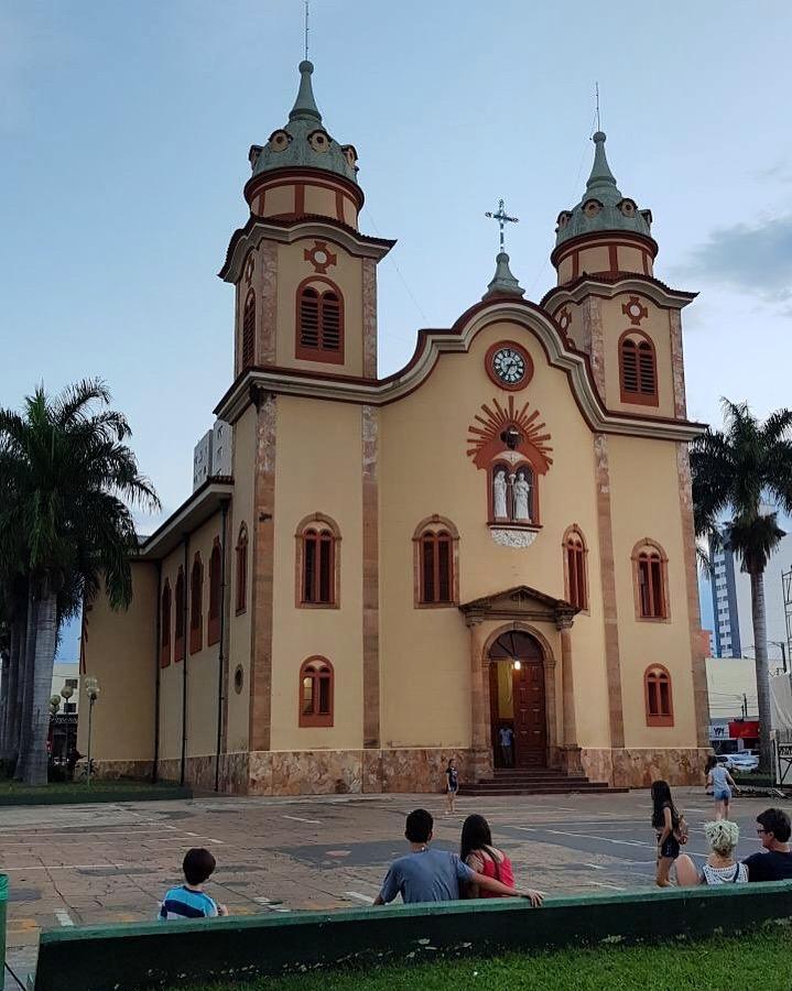 Igreja São José e Nossa Senhora das Dores, em Alfenas | Foto: Marden Couto