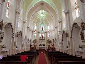 Basílica do Sagrado Coração de Jesus - credito Marden Couto