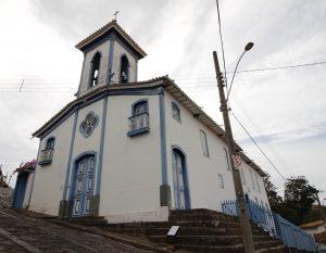 Igreja de Nossa Senhora das Mercês - credito Marden Couto