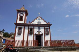 Igreja de São Francisco de Assis - credito Marden Couto