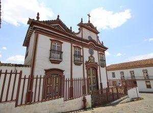 Igreja de Nossa Senhora do Carmo - credito Marden Couto