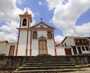 Igreja de Nosso Senhor do Bonfim - credito Marden Couto