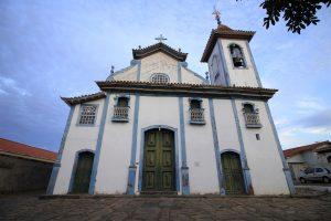 Igreja de Nossa Senhora do Rosario - credito Marden Couto