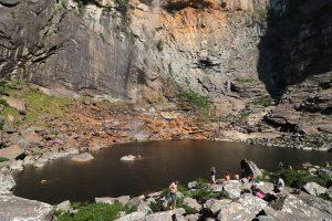conceição do mato dentro - cachoeira do tabuleiro 4 - credito luana bastos