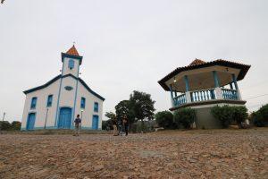 conceição do mato dentro - Igreja de Nossa Senhora do Rosário dos Pretos 1 - credito luana bastos