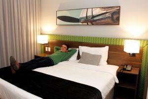 morar em hotel - linx
