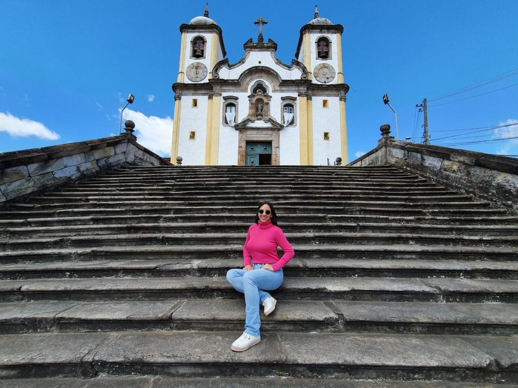 Igreja Matriz de Santa Efigênia - Ouro Preto | Foto: Marden Couto
