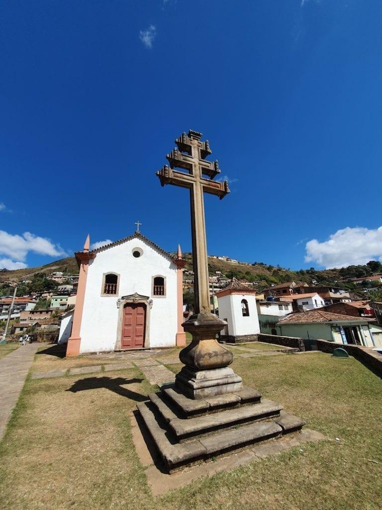 Capela Padre Faria - Ouro Preto | Foto: MardenCouto/TM