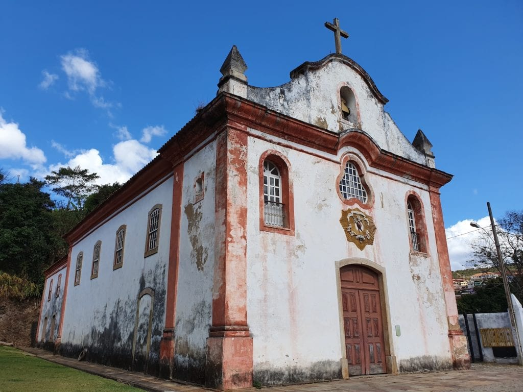 Capela Nossa Senhora das Dores - Ouro Preto | Foto: MardenCouto/TM