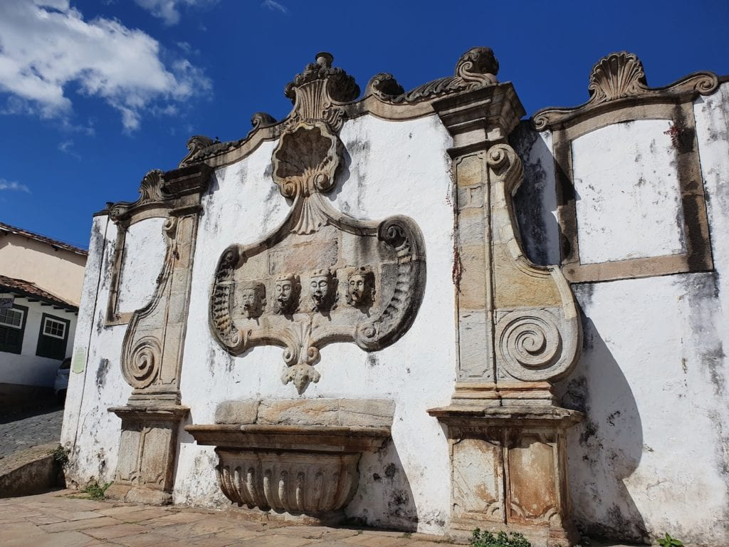 Chafariz Marília de Dirceu - Ouro Preto | Foto: MardenCouto/TM