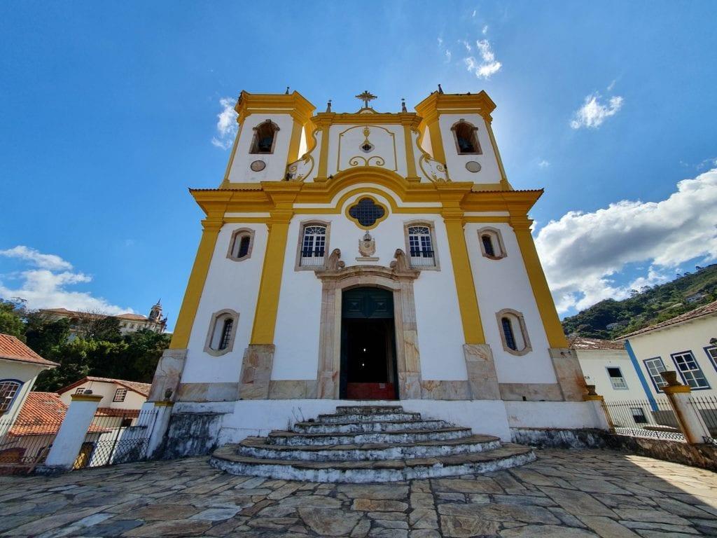 Igreja Matriz Nossa Senhora da Conceição - Ouro Preto | Foto: Marden Couto