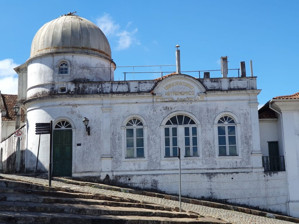 Observatório - Ouro Preto | Foto: Marden Couto