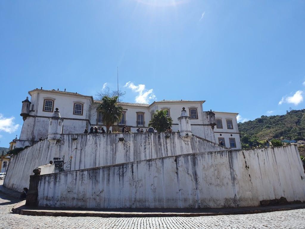 Museu de Ciência e Técnica - Ouro Preto | Foto: MardenCouto/TM