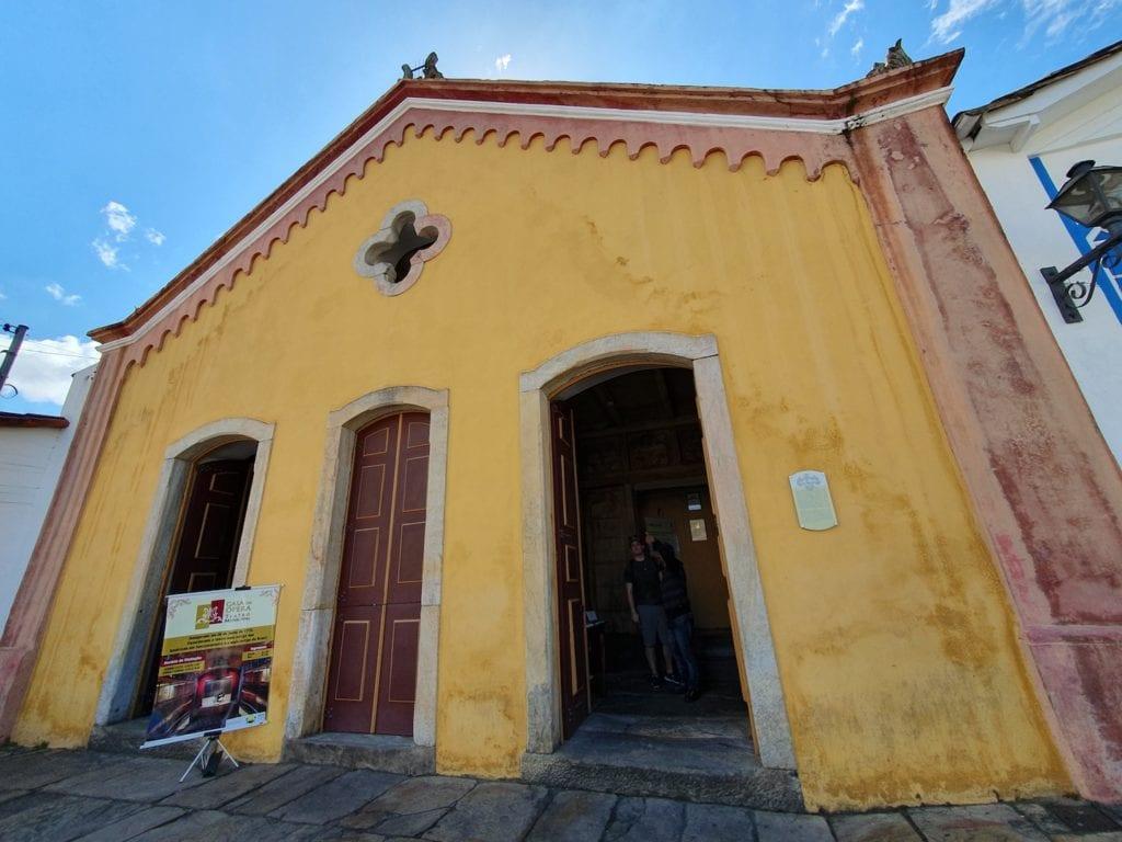 Casa da Ópera- Ouro Preto | Foto: Marden Couto