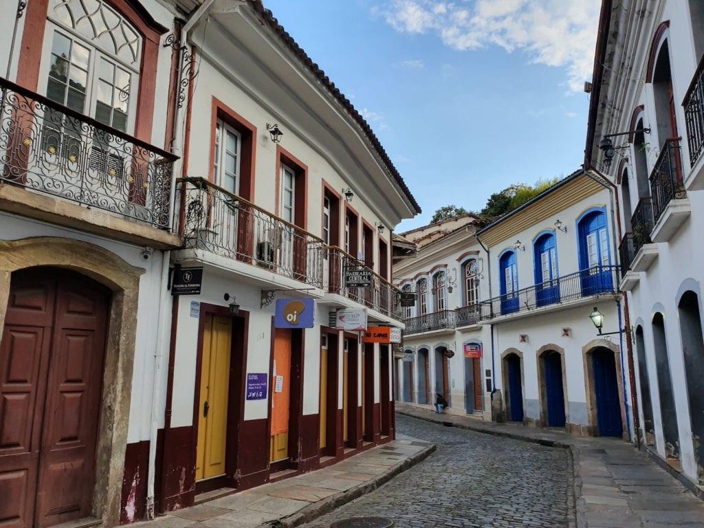 Rua São José - Ouro Preto | Foto: MardenCouto/TM