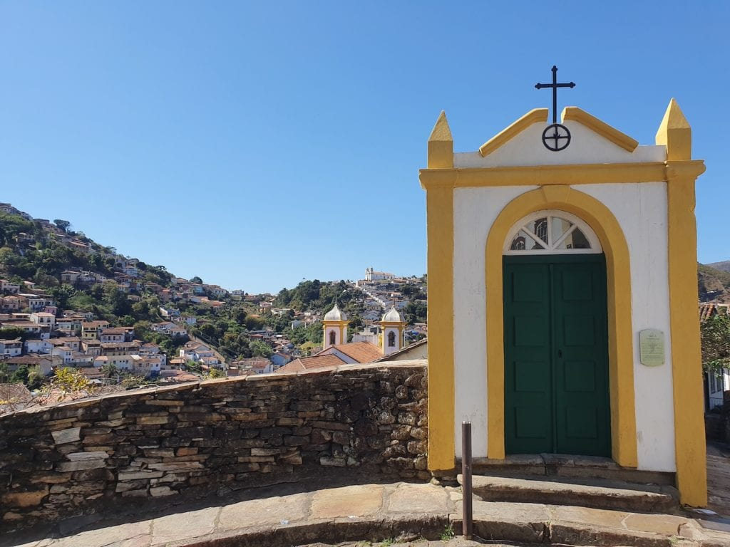 Passo Antônio Dias - Ouro Preto | Foto: Marden Couto