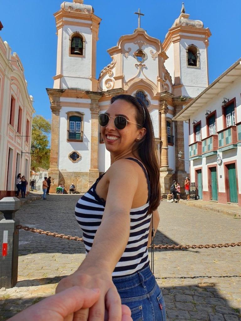 Igreja Matriz de Nossa Senhora do Pilar| Foto: Marden Couto