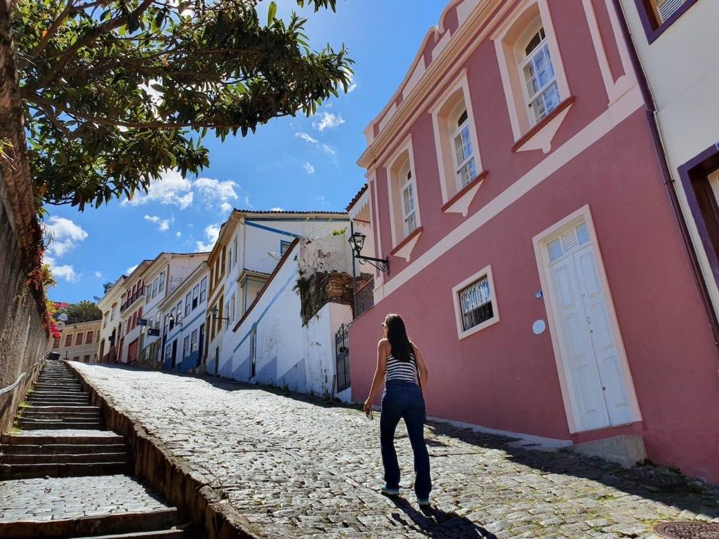 Ladeiras - Ouro Preto | Foto: Marden Couto