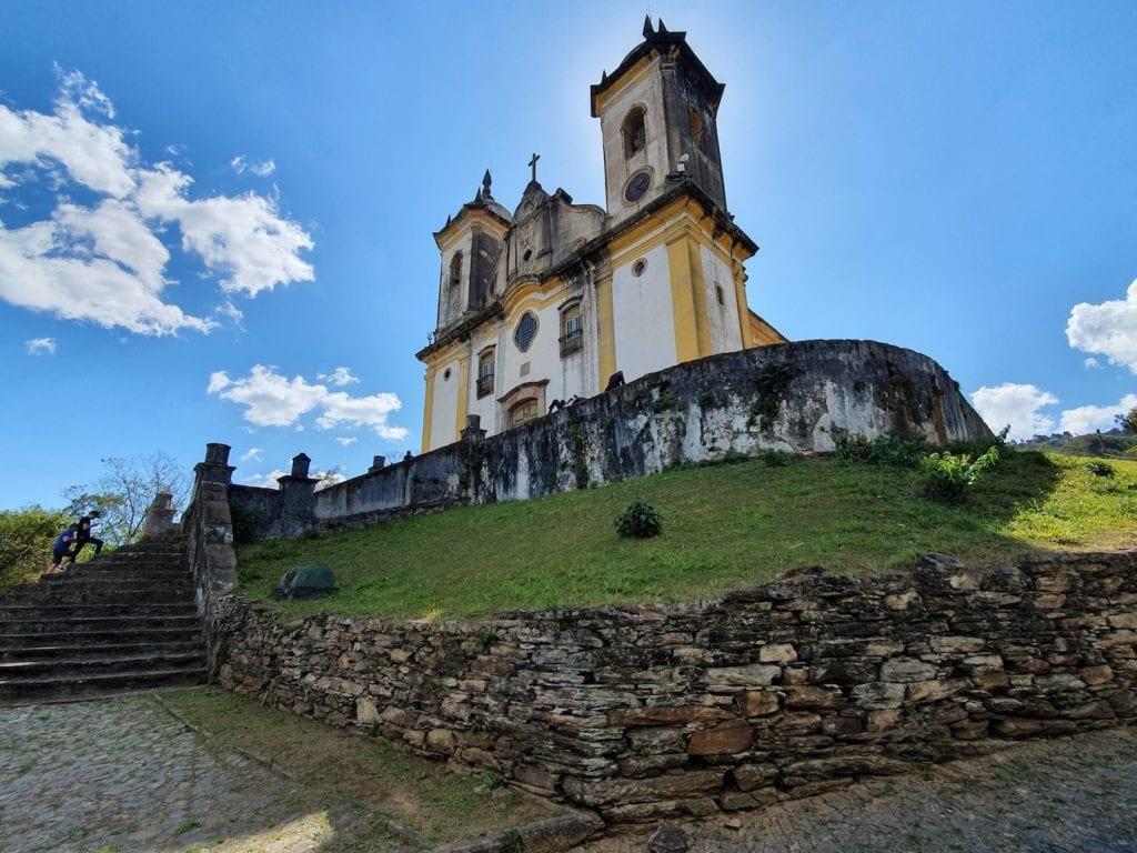 Igreja São Francisco de Paula - Ouro Preto | Foto: Marden Couto