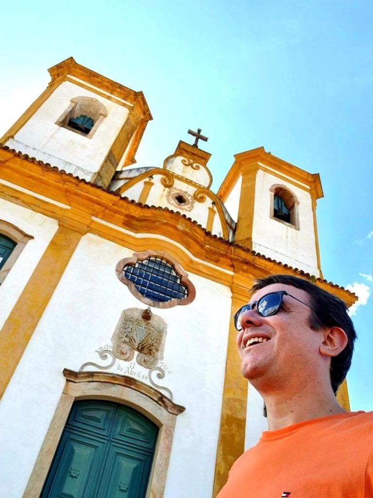 Igreja Nossa Senhora das Mercês e Perdões - Ouro Preto
