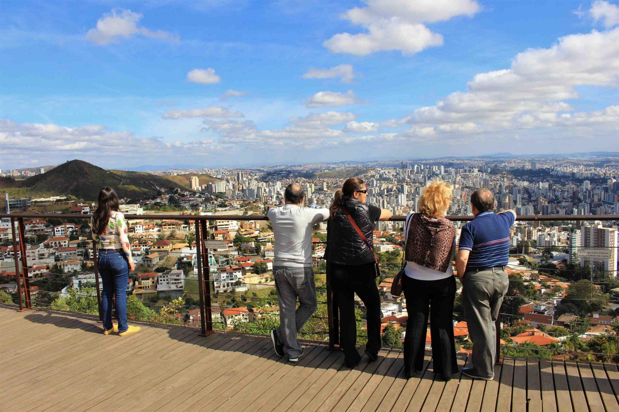 Mirante do Mangabeiras | Foto: Marden Couto/Turismo de Minas