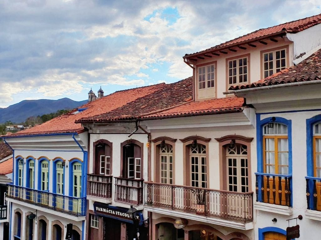 Rua Direita - Ouro Preto | Foto: MardenCouto/TM