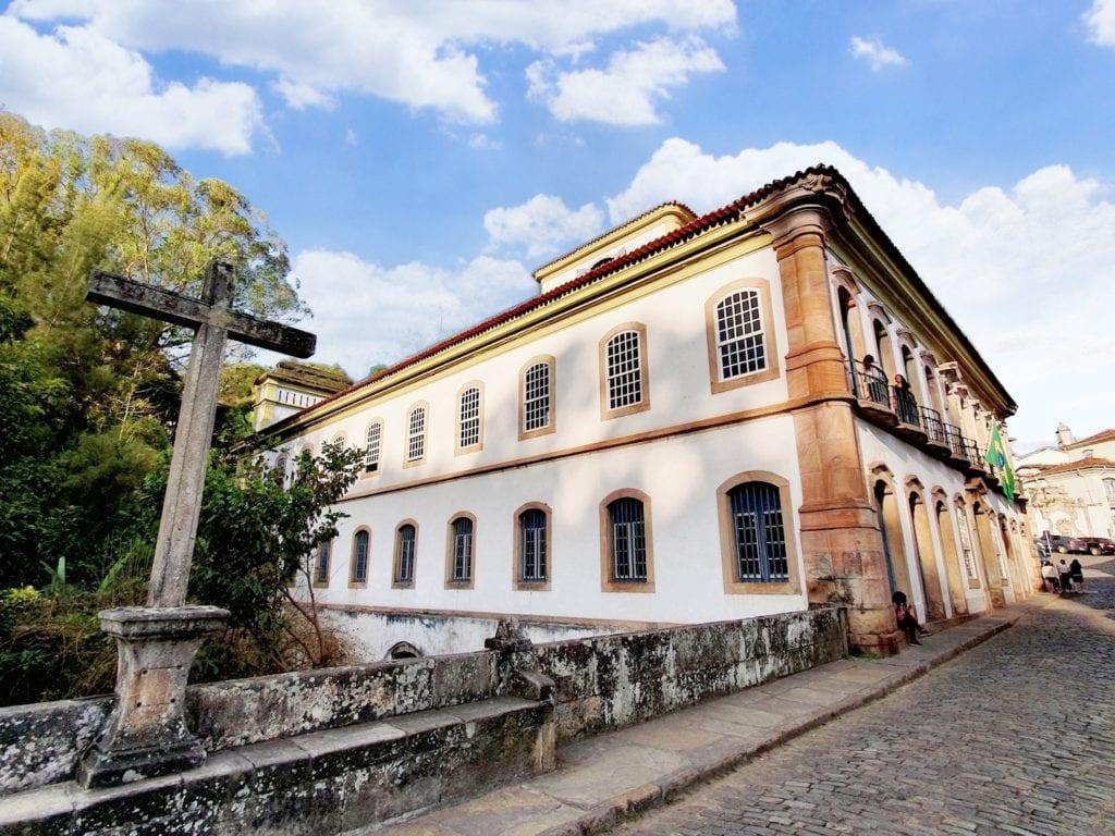 Casa dos Contos- Ouro Preto | Foto: MardenCouto/TM