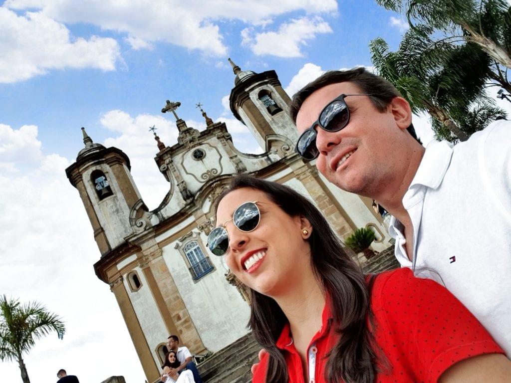 Igreja Nossa Senhora do Carmo - Ouro Preto