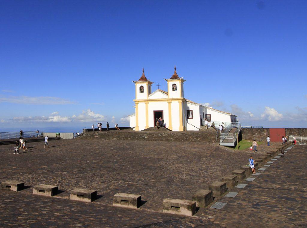 Santuário Nossa Senhora da Piedade, em Caeté | Foto: Marden Couto / Turismo de Minas