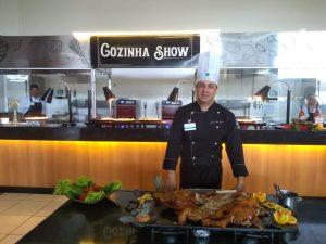 Chef Marcelo de Paula Taua Caete