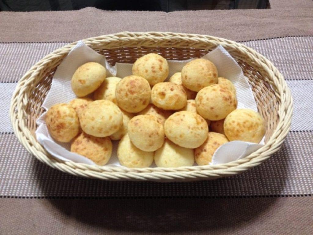 Pão de Queijo - Marden Couto