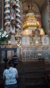 Interior Matriz Nossa Senhora da Conceição