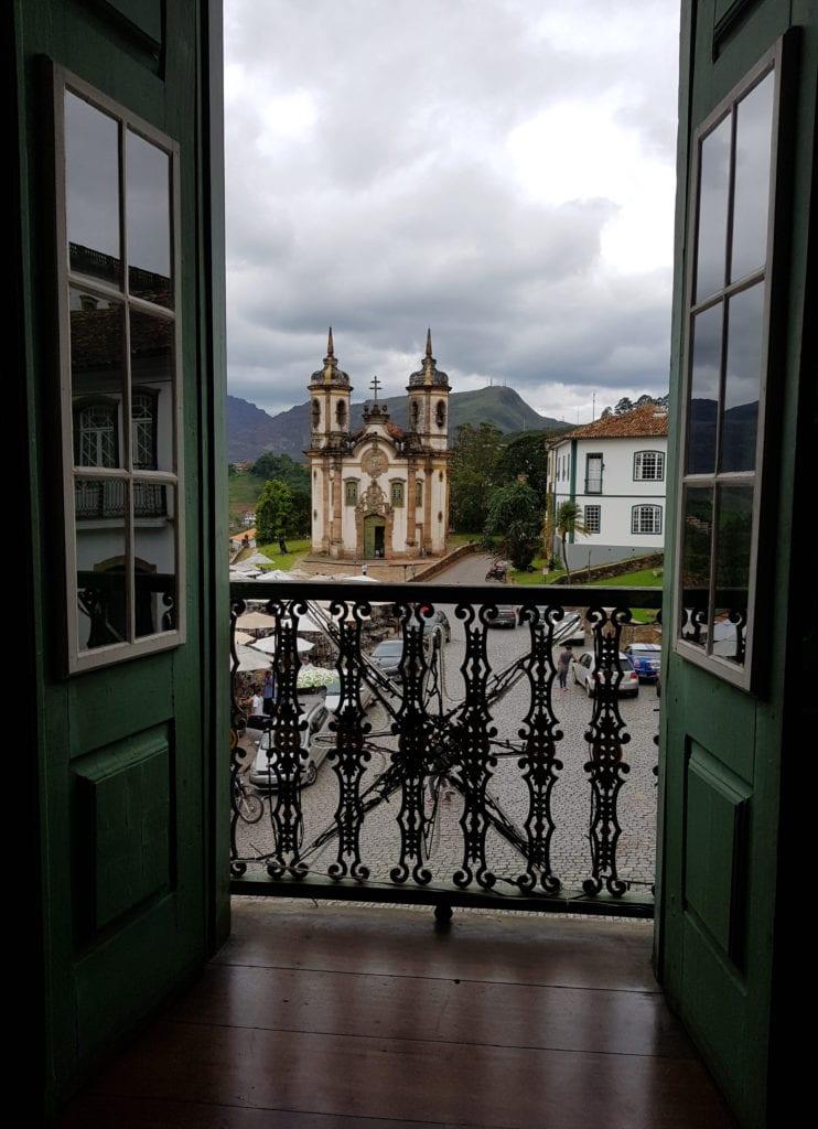 Igreja de São Francisco de Assis, em Ouro Preto - Foto: Marden Couto