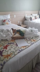 Quarto Taua Resort Caete