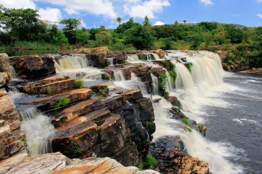 Serra do Cipó - Cachoeira Grande - Turismo de Minas - MardenCouto