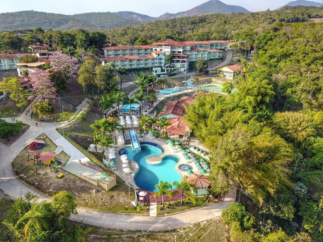 Tauá Resort, em Caeté