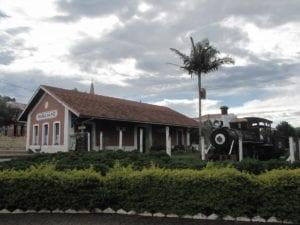 Estação em Maria da Fé   Foto: Marden Couto/TurismodeMina