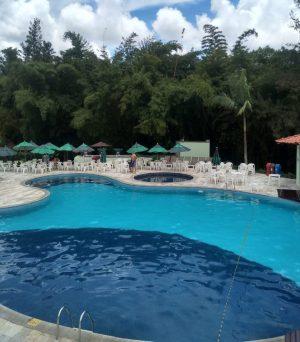 piscinas externas