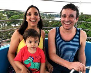 roda gigante parque guanabara - credito Turismo de Minas