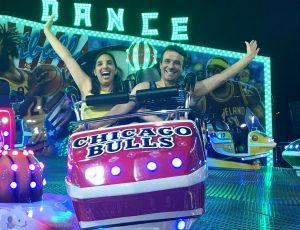 crazy dance parque guanabara - credito Turismo de Minas