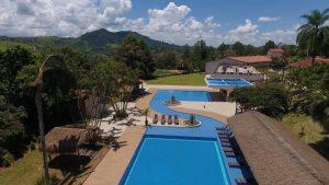 guarany eco resort - monte sião