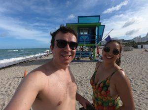 Passeando por Miami Beach