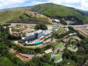 Thermas Resort Walter World, em Poços de Caldas