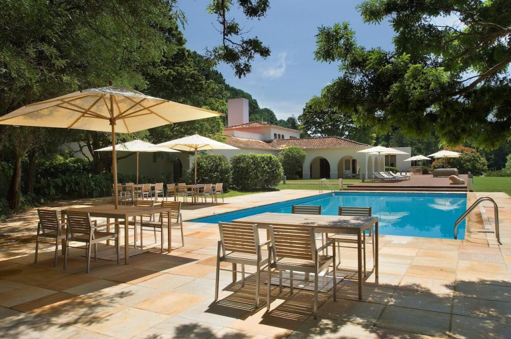 Garden Hill Resort, em São João del-Rei