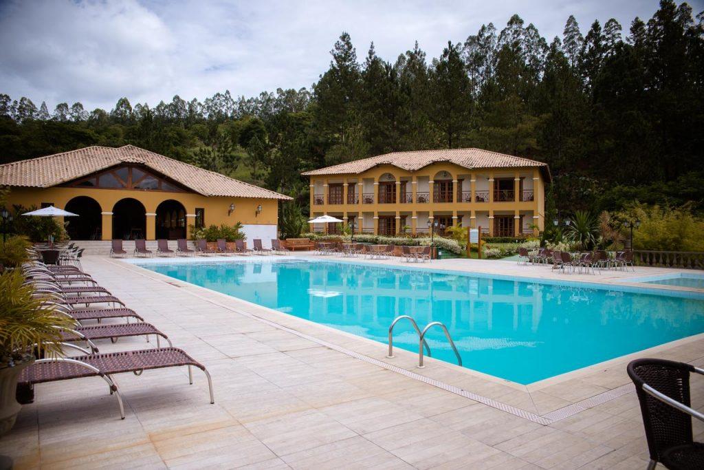 Haras Morena Resort, em Matias Barbosa